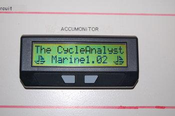CA-Marine 1.03 met 200 A shunt